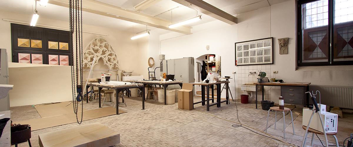 Steinmetz-Werkstatt
