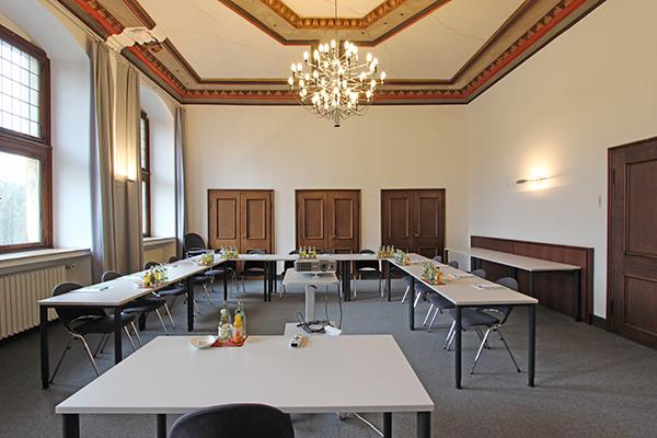 """Kleiner Lehrsaal - Saal """"Rabodo vom Berghe"""""""